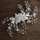 GRZEBYK ślubny do włosów Elegance (135)
