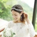 OPASKA ślubna do włosów Marina (275)