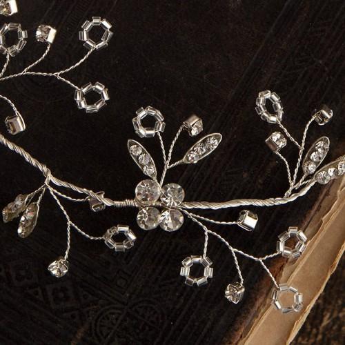 OPASKA ślubna do włosów Jasmine (13)