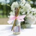 WINO MUSUJĄCE bezalkoholowe 200ml NA PANIEŃSKI Różowe Kwiaty