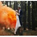 KULKI dymne na ślub do zdjęć MIX KOLORÓW 6szt