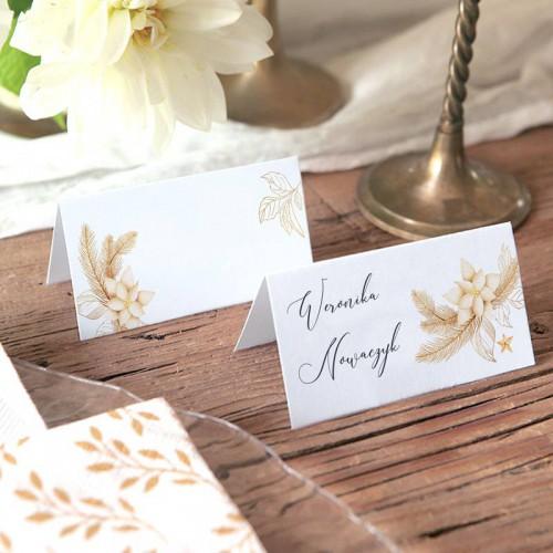 WINIETKA ślubna z nadrukiem Złote Święta