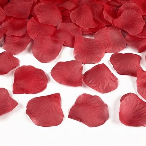 PŁATKI róż do sypania 500szt CZERWONE