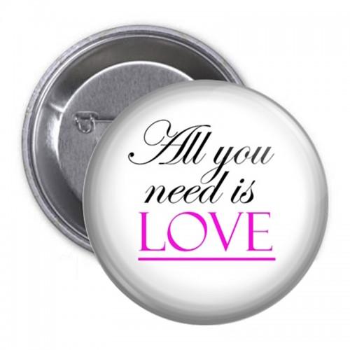 PRZYPINKA kotylion dla gości All you need is LOVE (16)