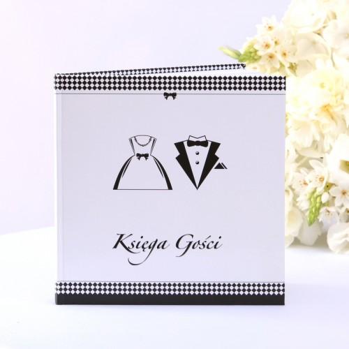 KSIĘGA GOŚCI weselnych Bride&Groom