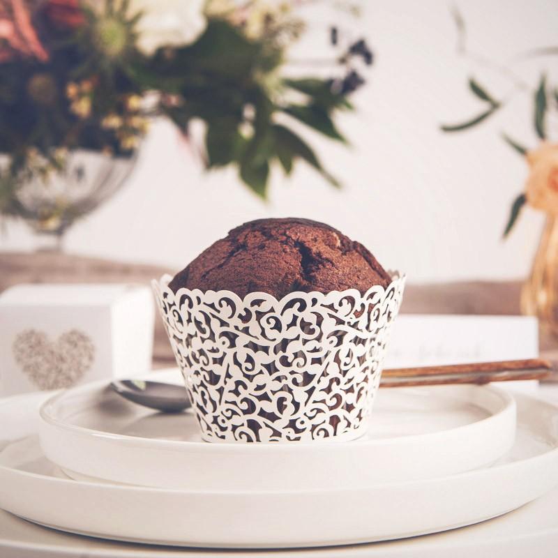FOREMKI na muffinki ażurowe 10szt