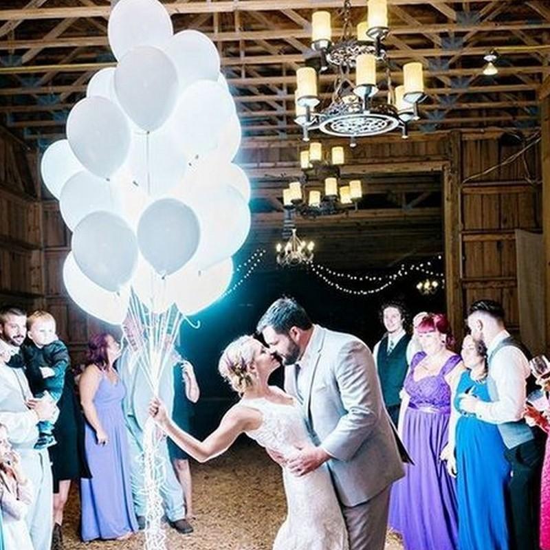 balony ledowe