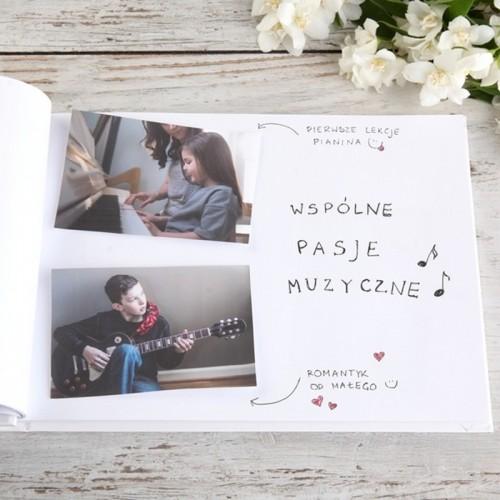 KSIĘGA Wspomnień dla Rodziców W Porcie Miłości