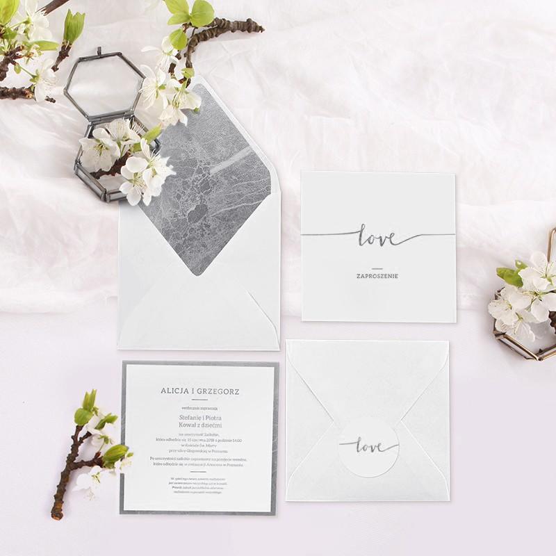 64 Przykładowe Teksty I Wierszyki Na Zaproszenia ślubne