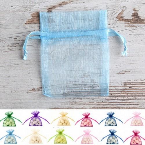 WORECZKI z organzy kolory do wyboru 20szt