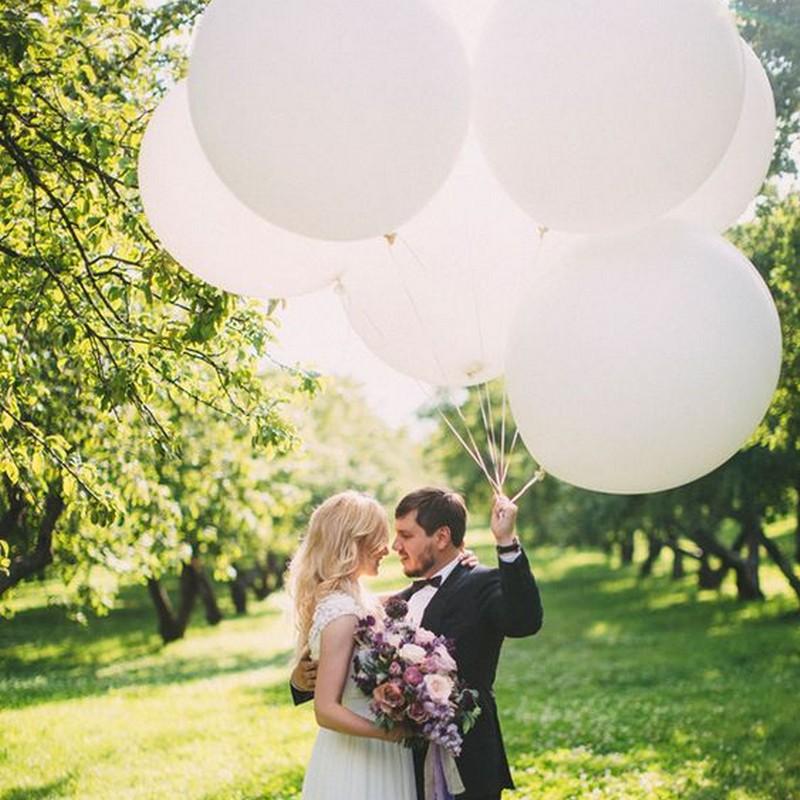 pastelowe balony olbrzymy
