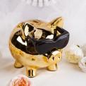 ŚWINKA skarbonka prezent dla Pary Młodej GIGANT