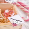 PREZENT na ślub personalizowany SKRZYNECZKA NA PRZYSZŁOŚĆ