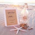 KSIĘGA GOŚCI weselnych List w butelce MEGA ZESTAW