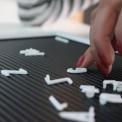 LETTERBOARD tablica z literkami Prezent dla Pary Młodej 30x45cm