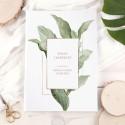 KSIĘGA gości weselnych Z IMIONAMI Botaniczna PION 200 stron