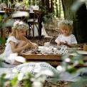 NAPIS drewniany Kids Table