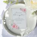 ZMIENIONA data ślubu zawiadomienie Zapach Piwonii