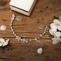 OPASKA ślubna do włosów grzebyk Ann (6)