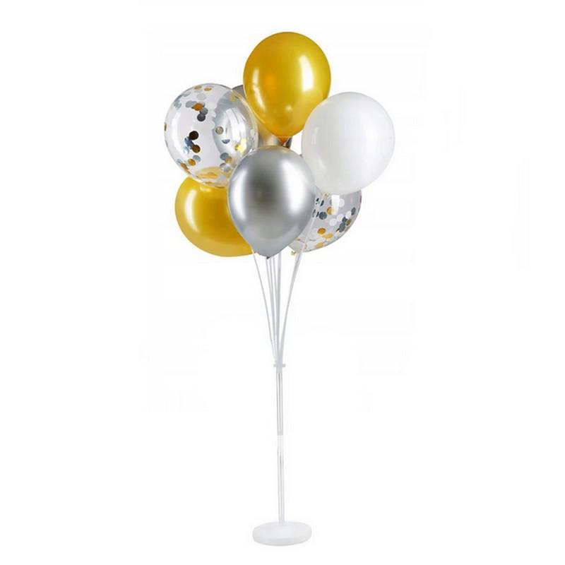 STOJAK stelaż do balonów 140cm