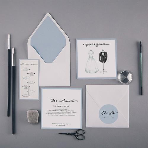 Najpiękniejsze Zaproszenia ślubne Na 2019 Rok