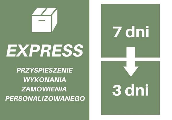 ekspresowa realizacja zamówienia
