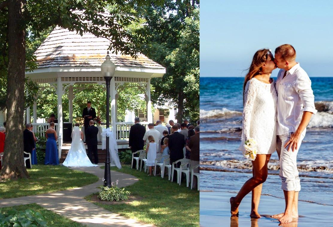 ślub W Plenerze Gdzie Warto Zorganizować ślub Marzeń